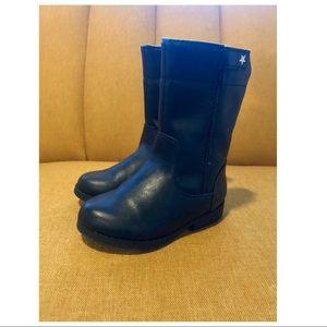 Wonder Nation Black Boots Size 7